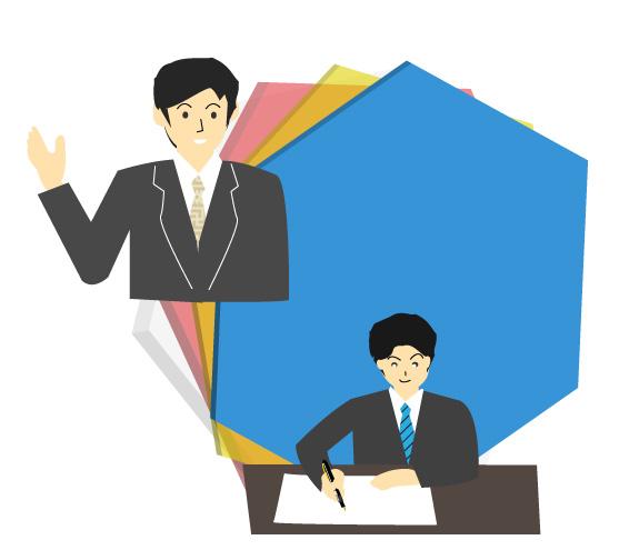 話す人とビジネス文章を書く人